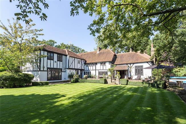 Price on Application, 5 Bedroom Detached House For Sale in Middlesex, HA3