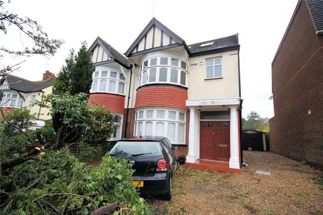 Asking Price £625,000, 4 Bedroom For Sale in Middx, HA3