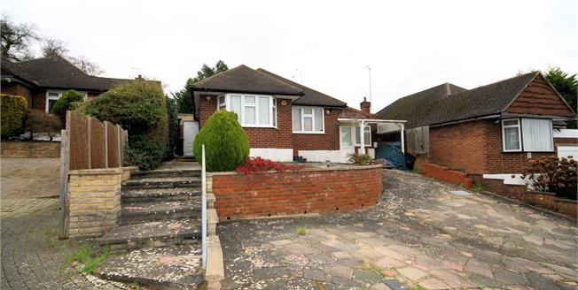 Asking Price £800,000, 4 Bedroom Bungalow For Sale in Stanmore, HA7