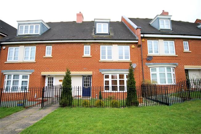 Asking Price £730,000, 4 Bedroom Terraced House For Sale in Stanmore, HA7