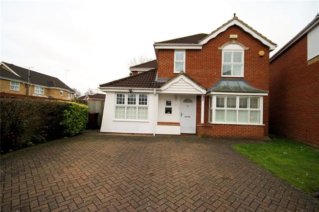 Guide Price £895,000, 4 Bedroom Detached House For Sale in Stanmore, HA7
