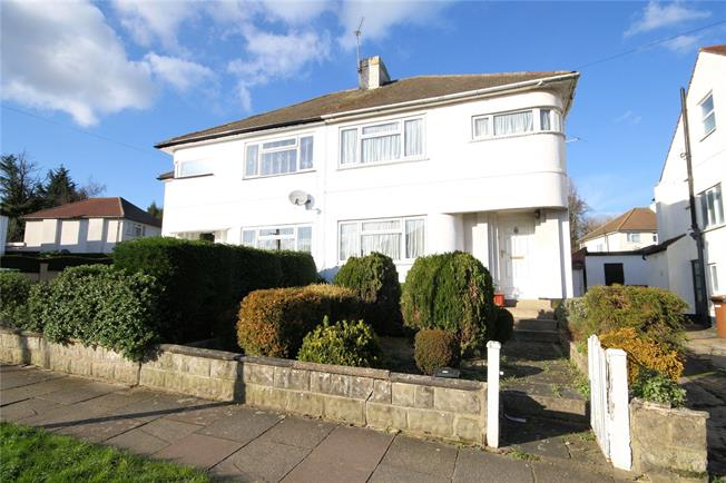 Asking Price £525,000, 3 Bedroom Semi Detached House For Sale in Harrow, HA3