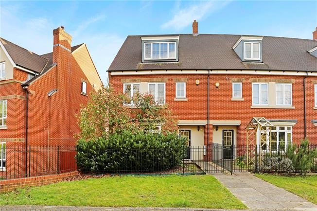 Guide Price £730,000, 4 Bedroom Terraced House For Sale in Stanmore, HA7