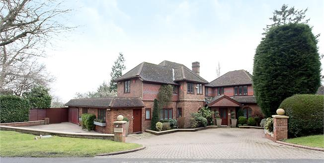 Asking Price £2,600,000, 5 Bedroom Detached House For Sale in Pinner, Middlesex, HA5