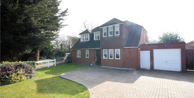 Asking Price £975,000, 4 Bedroom Detached House For Sale in Stanmore, HA7