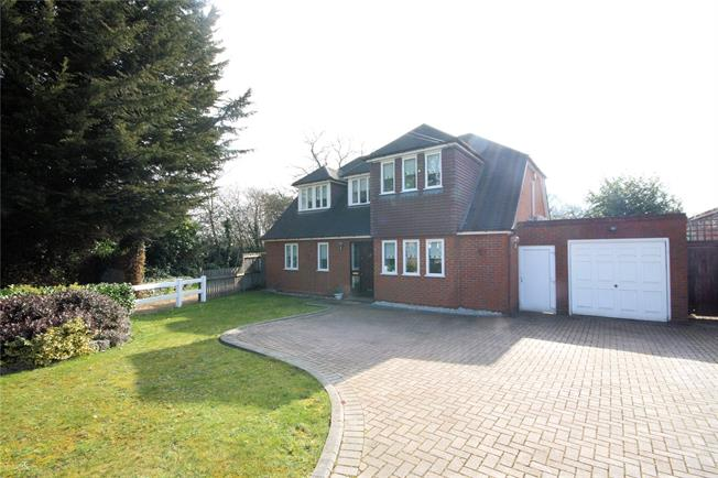 Offers in excess of £925,000, 4 Bedroom Detached House For Sale in Stanmore, HA7