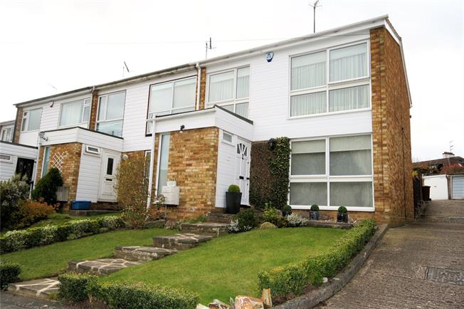 Asking Price £485,000, 3 Bedroom Terraced House For Sale in Bushey, WD23