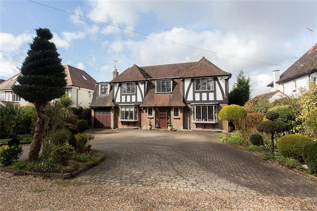 Asking Price £2,250,000, 5 Bedroom Detached House For Sale in Middlesex, HA3