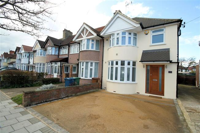 Asking Price £600,000, 3 Bedroom Terraced House For Sale in Harrow, HA3