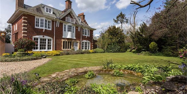 Guide Price £3,000,000, 6 Bedroom Detached House For Sale in Potters Bar, EN6
