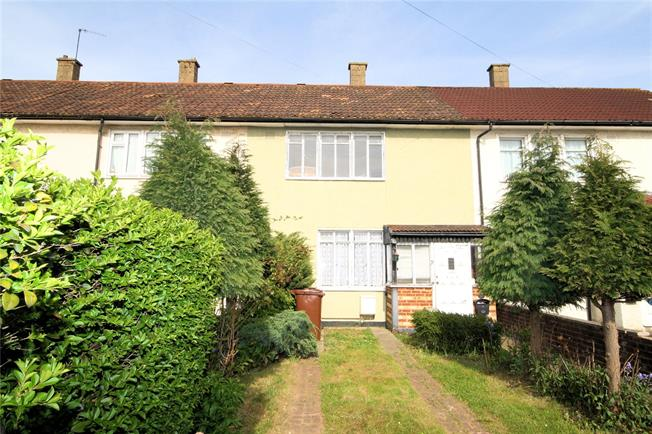 Asking Price £325,000, 2 Bedroom Terraced House For Sale in Harrow, HA3