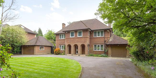 Asking Price £2,600,000, 4 Bedroom Detached House For Sale in Stanmore, HA7