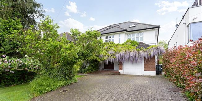 Asking Price £2,250,000, 6 Bedroom Detached House For Sale in Stanmore, HA7