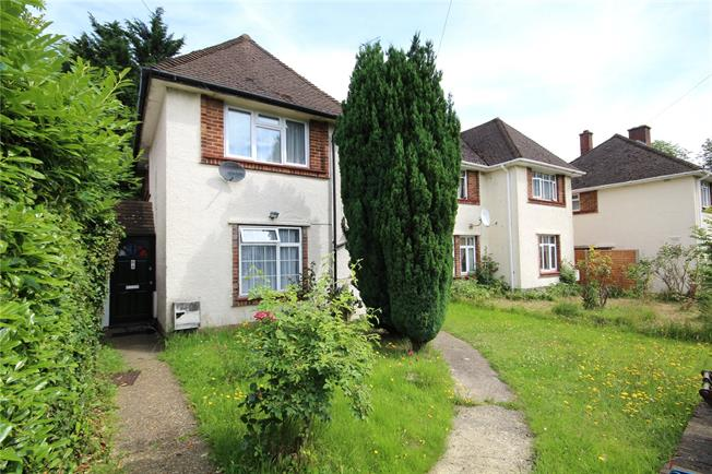 Asking Price £335,000, 2 Bedroom Flat For Sale in Stanmore, HA7