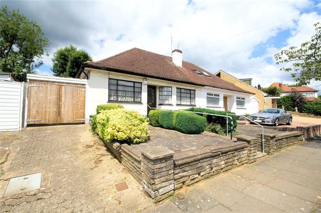 Asking Price £550,000, 2 Bedroom Bungalow For Sale in Edgware, HA8