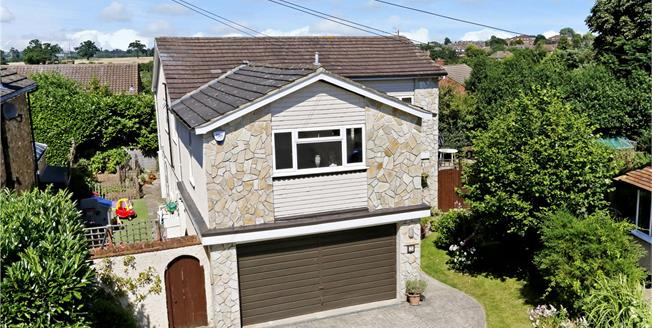 Asking Price £1,150,000, 5 Bedroom Detached House For Sale in Bushey, WD23