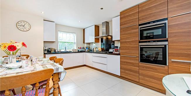 Asking Price £650,000, 1 Bedroom Flat For Sale in Bushey, WD23