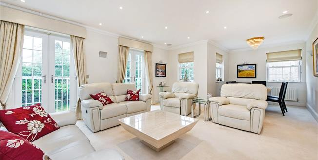 Asking Price £835,000, 2 Bedroom Flat For Sale in Stanmore, HA7