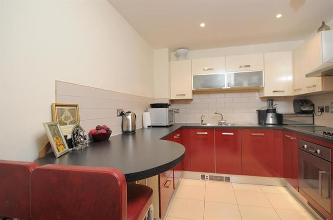 Offers in excess of £425,000, 2 Bedroom Flat For Sale in Bushey, WD23