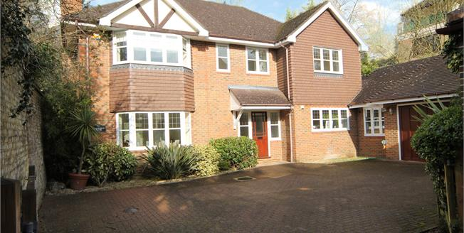 Asking Price £1,295,000, 5 Bedroom Detached House For Sale in Bushey, Hertfordshire, WD23