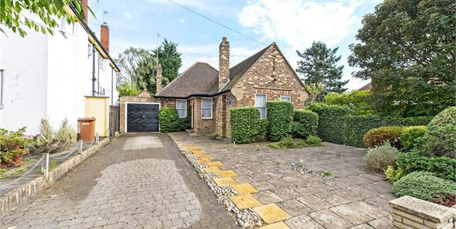 Asking Price £850,000, 2 Bedroom Bungalow For Sale in Stanmore, HA7