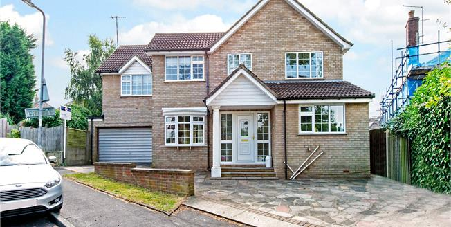 Asking Price £830,000, 5 Bedroom Detached House For Sale in Bushey, WD23