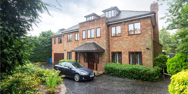 Asking Price £3,000,000, 7 Bedroom Detached House For Sale in Stanmore, HA7
