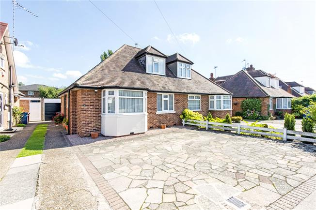 Asking Price £569,950, 2 Bedroom Bungalow For Sale in Stanmore, HA7