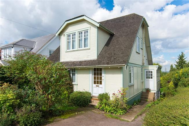 Asking Price £625,000, 3 Bedroom Detached House For Sale in Bushey Heath, WD23