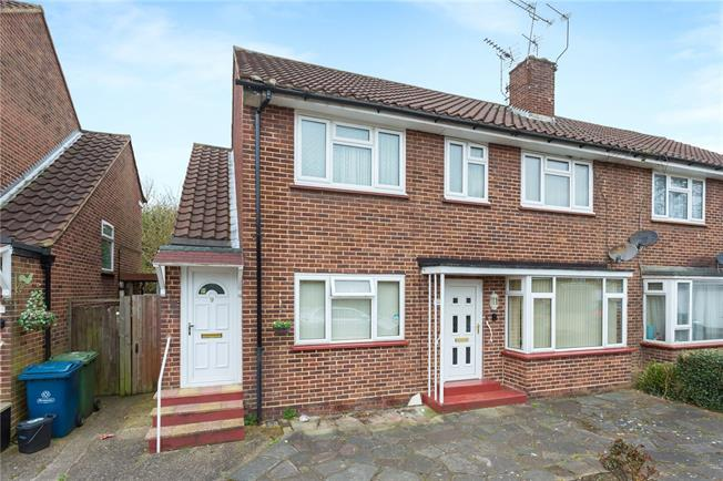 Guide Price £375,000, 2 Bedroom Flat For Sale in Stanmore, HA7