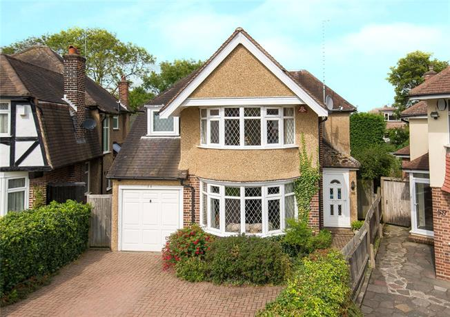 Offers in excess of £1,000,000, 4 Bedroom Detached House For Sale in Stanmore, HA7