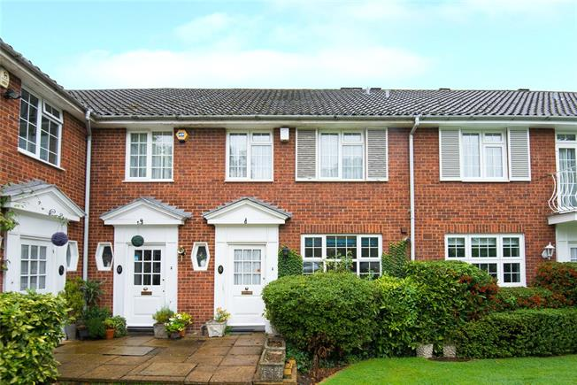 Asking Price £625,000, 3 Bedroom Terraced House For Sale in Stanmore, HA7