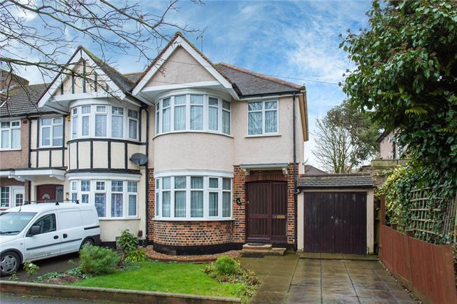 Asking Price £525,000, 3 Bedroom End of Terrace House For Sale in Harrow Weald, HA3
