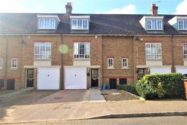 Offers in excess of £650,000, 3 Bedroom Terraced House For Sale in Stanmore, HA7
