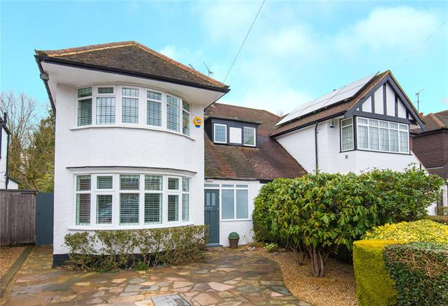 Offers in excess of £900,000, 3 Bedroom Semi Detached House For Sale in Stanmore, HA7