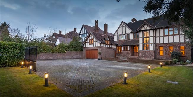 Asking Price £3,250,000, 7 Bedroom Detached House For Sale in Stanmore, HA7