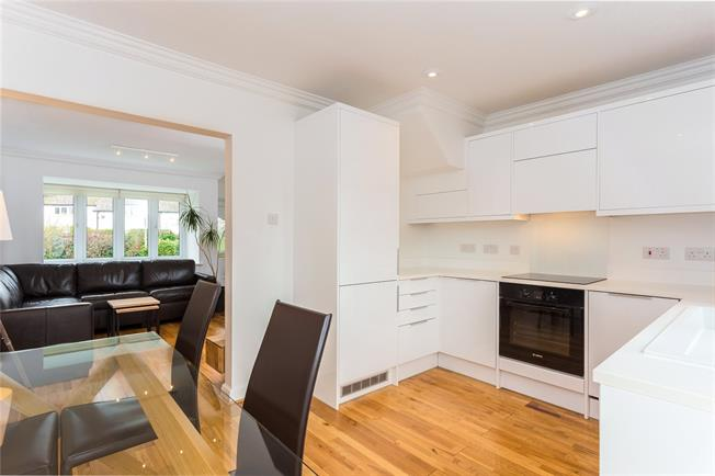 Asking Price £475,000, 2 Bedroom House For Sale in Stanmore, HA7