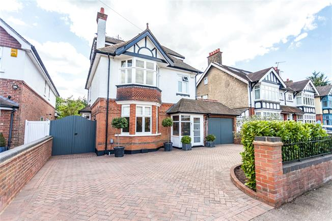 Asking Price £1,450,000, 6 Bedroom Detached House For Sale in Hertfordshire, WD23
