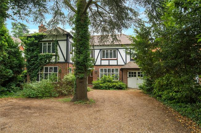 Guide Price £1,100,000, 5 Bedroom Detached House For Sale in Harrow, HA3