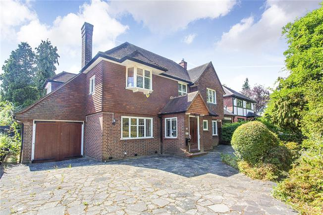 Asking Price £1,500,000, 4 Bedroom Detached House For Sale in Harrow, HA3