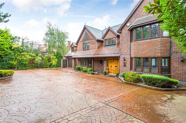 Asking Price £1,595,000, 4 Bedroom Detached House For Sale in Middlesex, HA3
