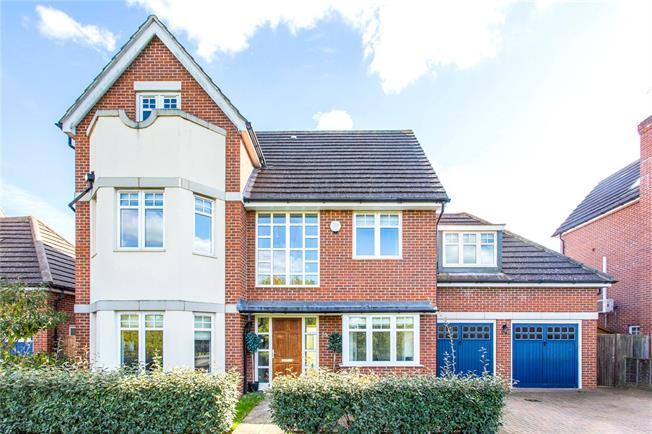 Asking Price £1,295,000, 6 Bedroom Detached House For Sale in Middlesex, HA7