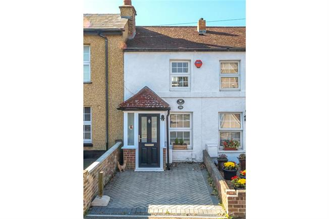 Offers in excess of £385,000, 2 Bedroom Terraced House For Sale in Bushey Heath, WD23
