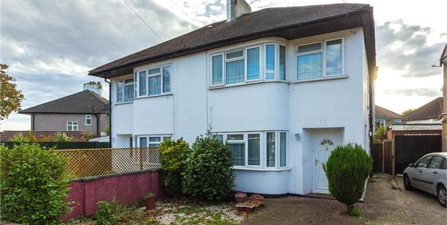Asking Price £450,000, 3 Bedroom Semi Detached House For Sale in Harrow Weald, HA3
