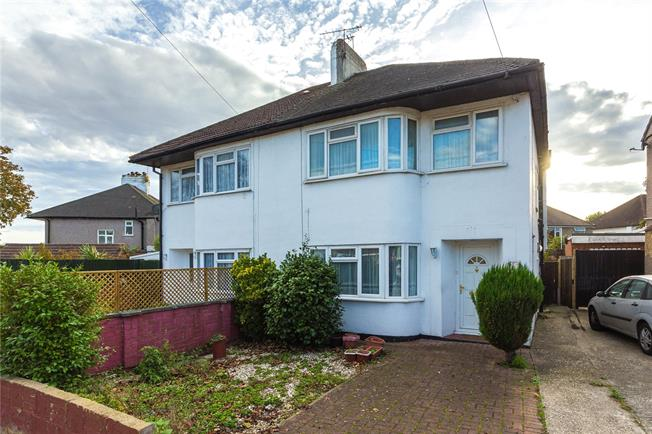 Asking Price £450,000, 3 Bedroom Semi Detached House For Sale in Harrow, HA3