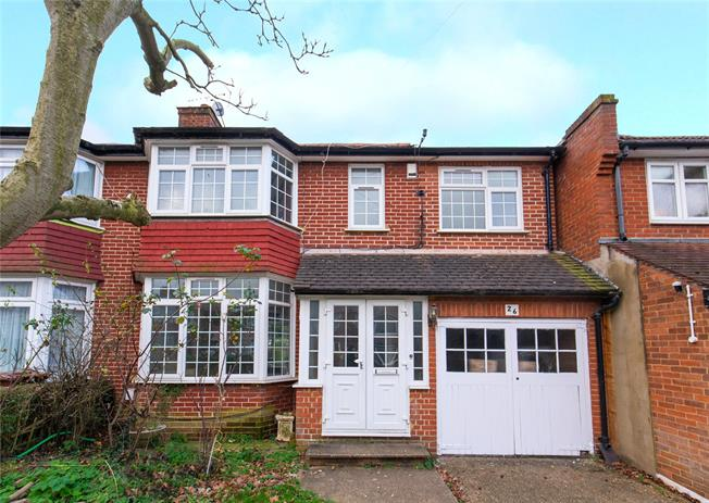 Offers in excess of £550,000, 3 Bedroom Semi Detached House For Sale in Stanmore, HA7