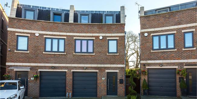 Offers in excess of £700,000, 3 Bedroom Semi Detached House For Sale in Bushey Heath, WD23