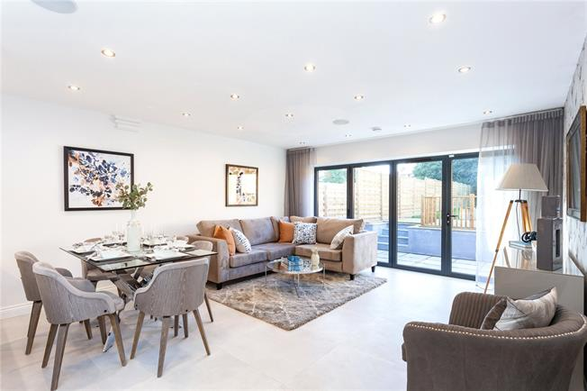 Asking Price £795,000, 4 Bedroom End of Terrace House For Sale in Bushey, Hertfordshire, WD23