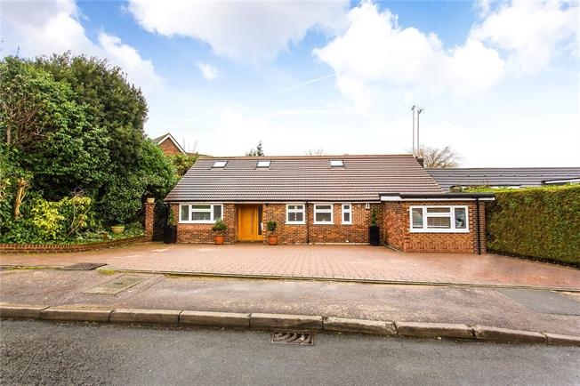 Offers in excess of £1,100,000, 2 Bedroom Bungalow For Sale in Bushey Heath, WD23
