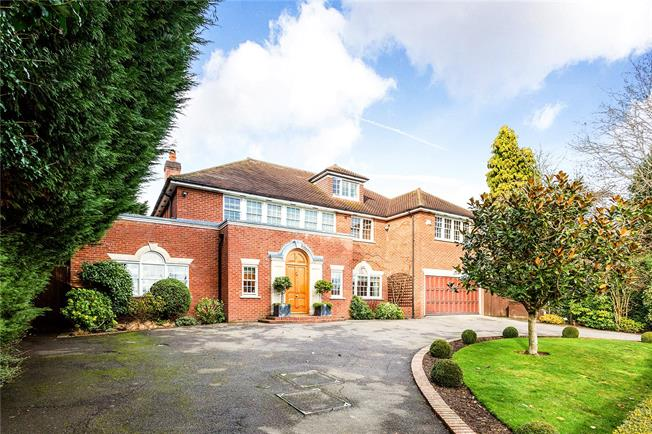 Asking Price £3,500,000, 8 Bedroom Detached House For Sale in Stanmore, HA7